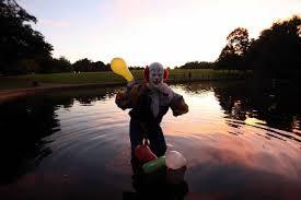 Le clown de Northampton