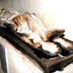 Un Christ se consume Mystérieusement