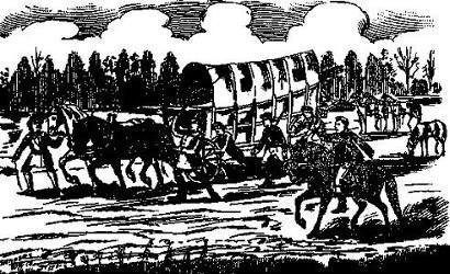 L'arrivée d'Andrew Jackson