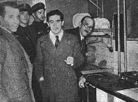 Le juge Pablo de Palos et les deux médecins
