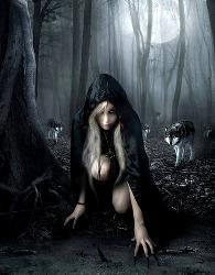 Fille Loup