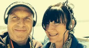 Paul Rice et Sheila Sillery Walsh