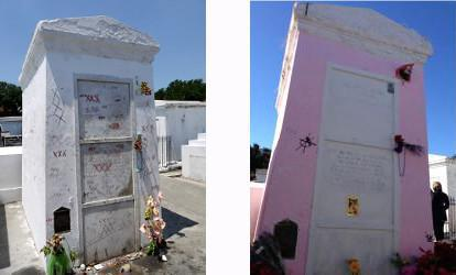 Tombe Marie Laveau