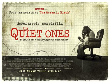 Affiche The Quiet Ones