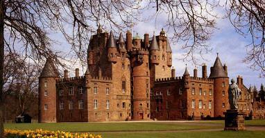 Le château de Glamis