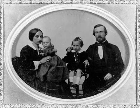 La famille Whaley