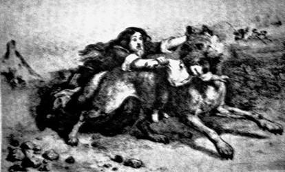 Jeanne Jouve et la Bête