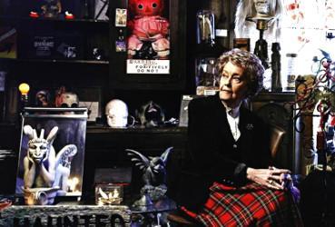 Lorraine et Annabelle au Musée de l'Occulte