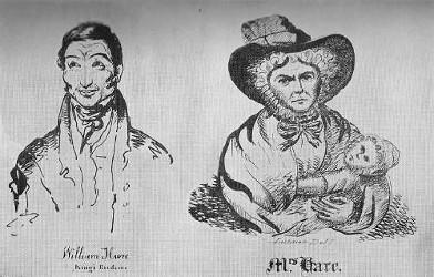 M. et Mme Hare