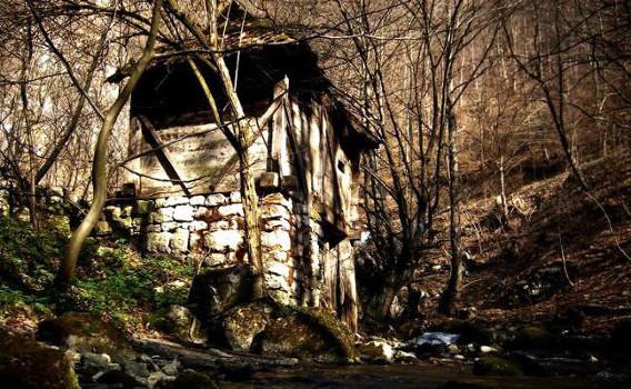 Le Moulin de Zarozje