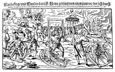 L'exécution de Peter Stumpp