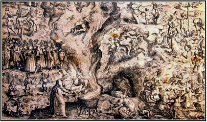 Le Sabbat selon Pierre de Lancre