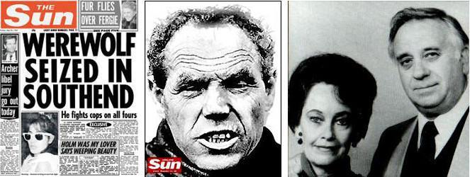 The Sun et Ed et Lorraine Warren
