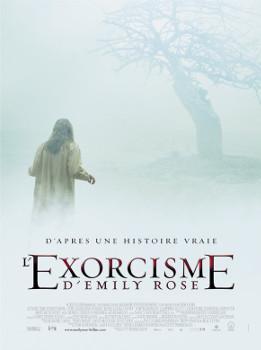 Affiche L'Exorcisme d'Emily Rose