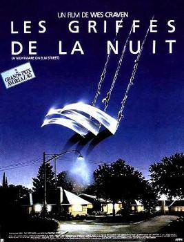Affiche Les Griffes de la Nuit