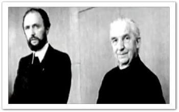 Ernest Alt et Arnold Renz