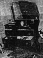 Un bureau secoué par le poltergeist