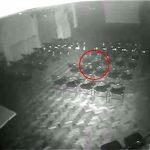 Phénomène Inexpliqué filmé dans un Théâtre