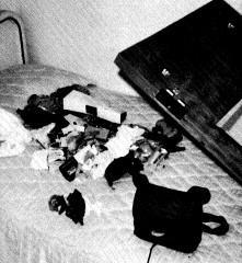 Matérialisations dans la chambre de Patty