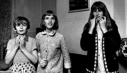 Billy, Janet et Margaret