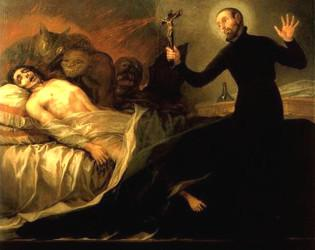 Exorcisme Goya