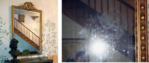 Le miroir et ses empreintes