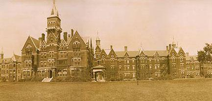 L'hôpital psychiatrique de Danvers