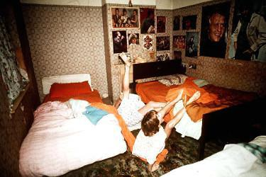 Janet et Margaret éjectées de leurs lits