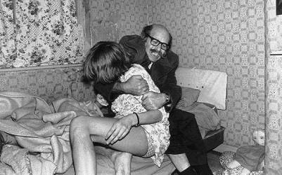 Maurice Grosse et Janet
