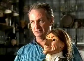 Kerry Walton et sa Poupée Gitane
