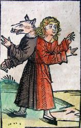 Métamorphose loup-garou