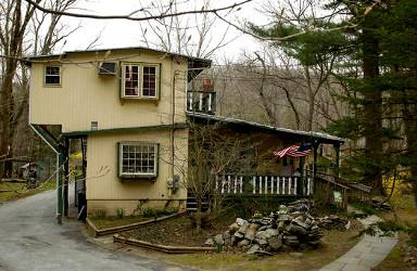 Maison d'Ed et Lorraine Warren