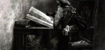 La Disparition de Maître Dumas