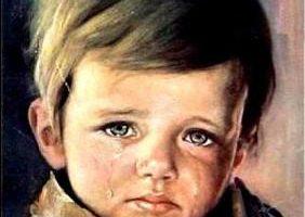 La Malédiction du Garçon qui Pleure