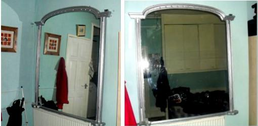 Miroir Hanté eBay