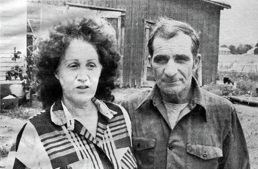 Nancy et Maurice Thériault