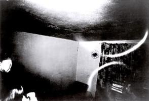 Photo des arcs lumineux
