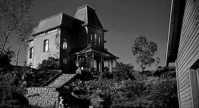 La maison du film Psychose