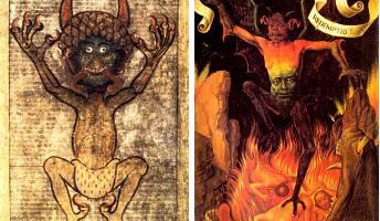Le Diable au Moyen-âge