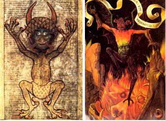 Représentations du Diable