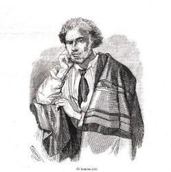 Romasanta lors de son procès