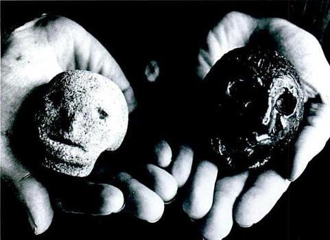 Les têtes maudites d'Hexham
