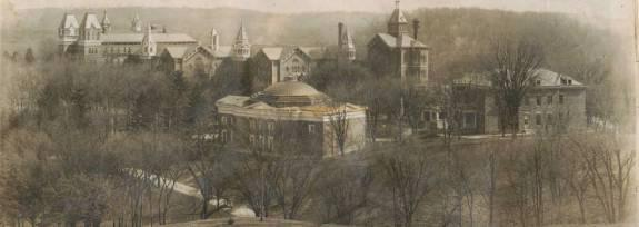 The Athens Lunatic Asylum