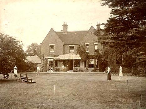 Le Presbytère de Borley 1892