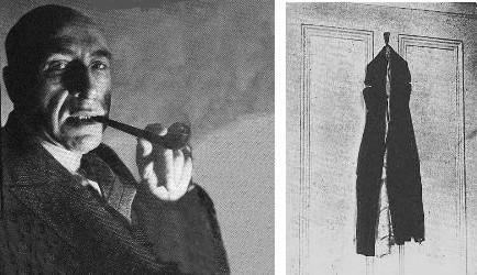 Harry Price et le Manteau