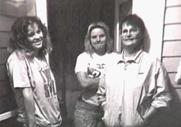 Jackie, Chrissy et Susan