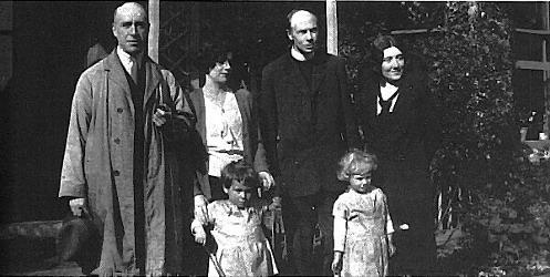Harry Price, Mollie Goldney et la famille Foyster