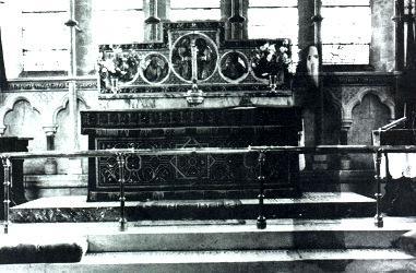 Le Spectre de Newby Church