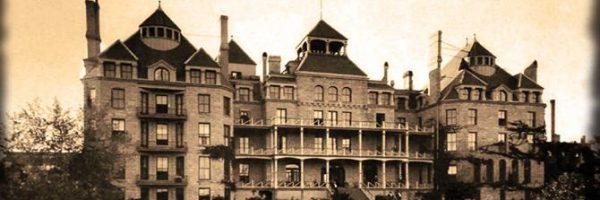 Hôtels Hantés: Le Crescent Hotel