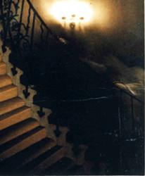 Le Fantôme de l'Escalier en Tulipe